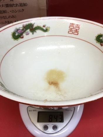 ラーメン二郎環七一之江大ラーメンヤサイマシマシ縛り全店制覇完食