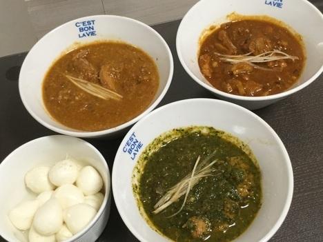 上野アメ横スパイス専門店大津屋商店の調味料で作ったカレー