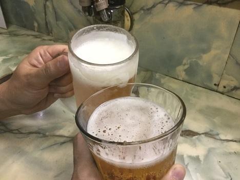 足利まんぷく処たぬき乾杯