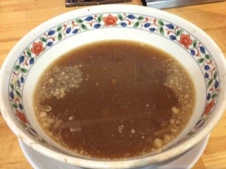 麺マッチョデカ盛りマッチョ増しスープ残し