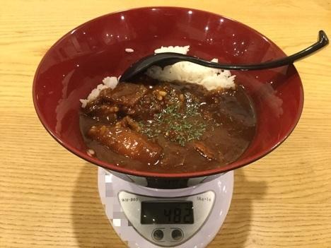 亀戸焼肉きっちょうハヤシライス食べ放題ランチ