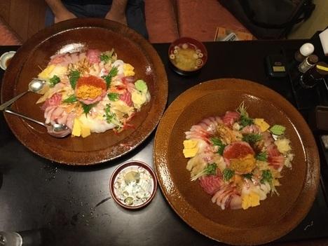 新潟聖籠ほうせい丸海鮮チャレンジ丼ダブルチャレンジ