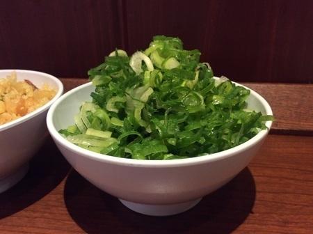 丸亀製麺半額DAYねぎ山盛り