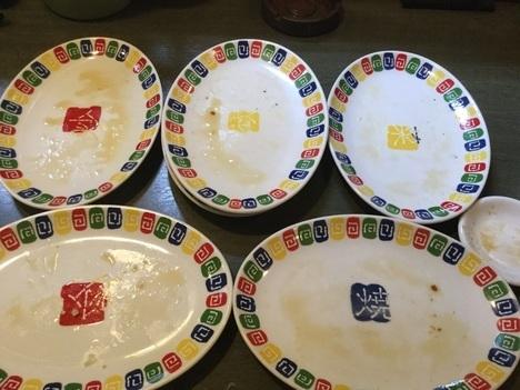熱烈チャーシュー一番家火曜100円DAY10皿完食