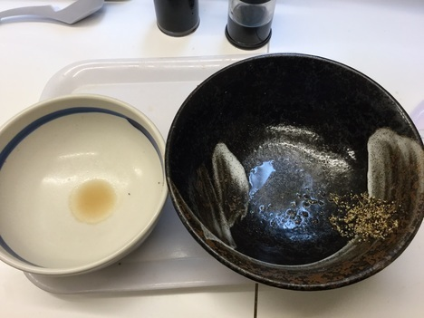 二郎系満帆太田藤阿久ふじ麺マシマシ完食