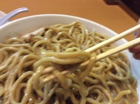 二郎系景勝軒角ふじ麺リフト