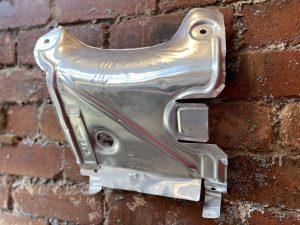 Mk2 Golf Exhaust Heat Shield