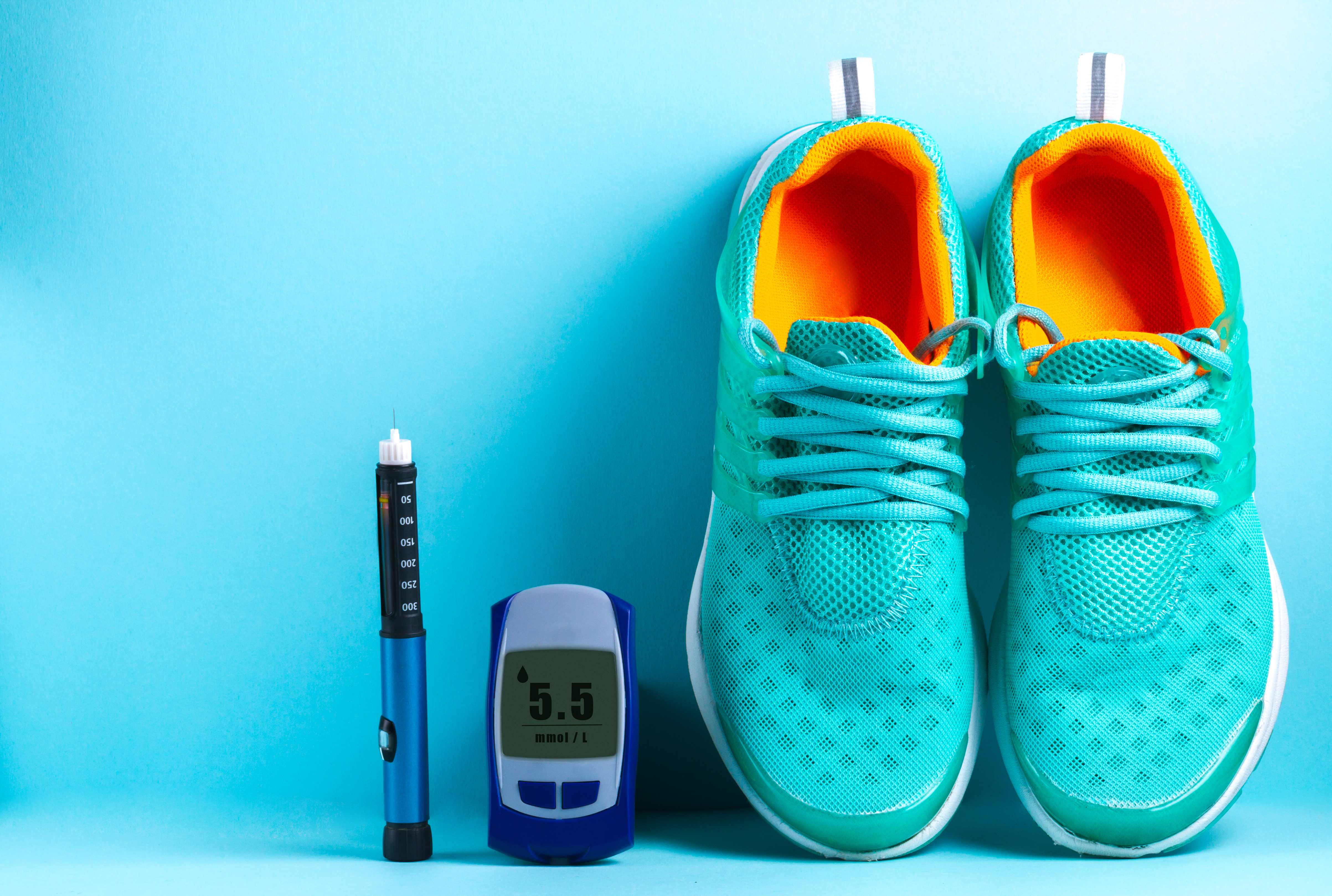 Hypoglycemia and physical activity: Update on insulin reduction to safely perform aerobic exercise