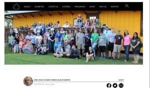 BT1 Blog on School Advocacy One Voice
