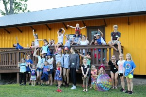 Cy Fair Type One Camp Rainbow Picnic