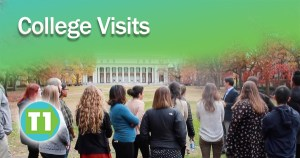 College visits for Type 1 Diabetics