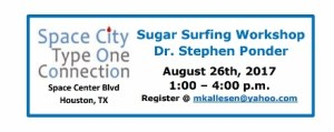 Sugar Surfing Workshop Houston August 2017