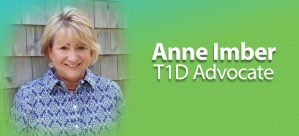 Anne Imber Type 1 Diabetes Advocate