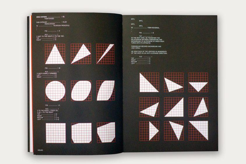 Iterative shapes.