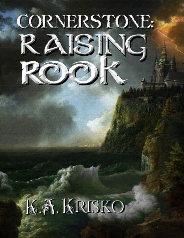 Raising Rook book cover