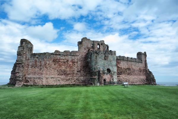Tantallon Castle, 坦特倫城堡