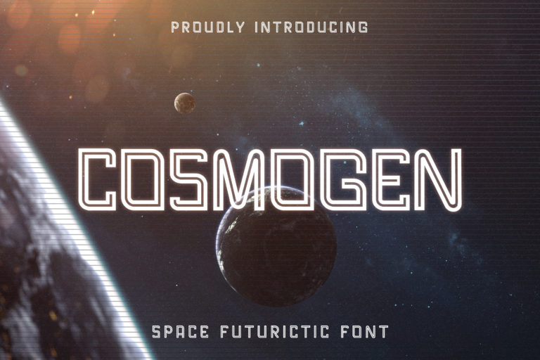 Cosmogen - Space Futuristic