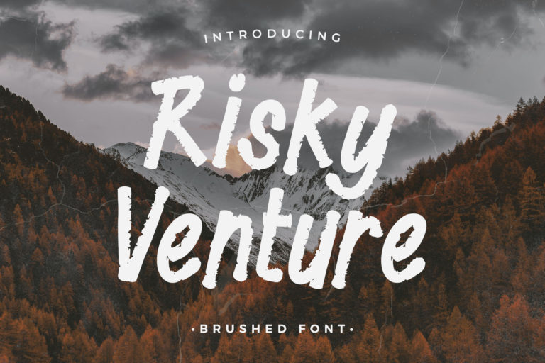 Risky Venture - Display Brush
