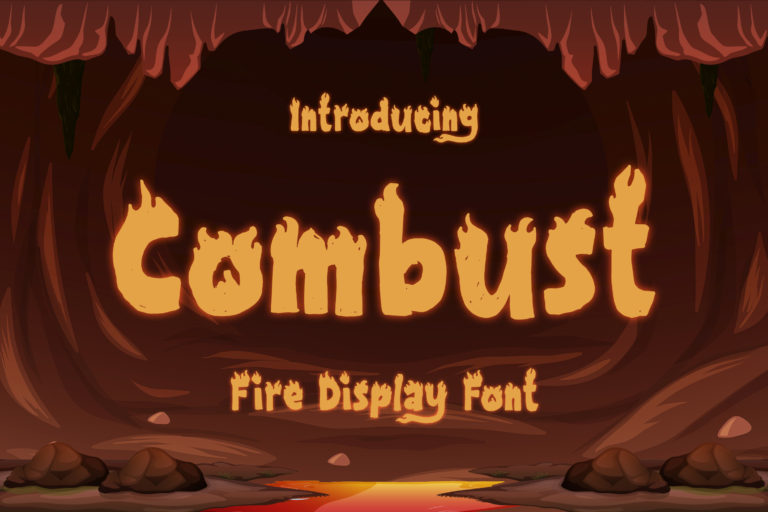 Combust -Playful Fire Display