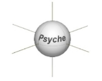 Psyche Represented as a Sphere