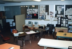 Scene from the Classroom