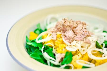 Canned Tuna While Pregnant - Foot Slave