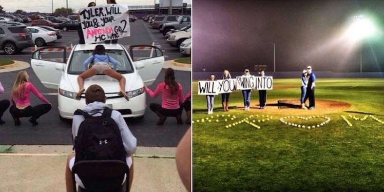 21 Amazing Promposals That Are Better Than Most Marriage