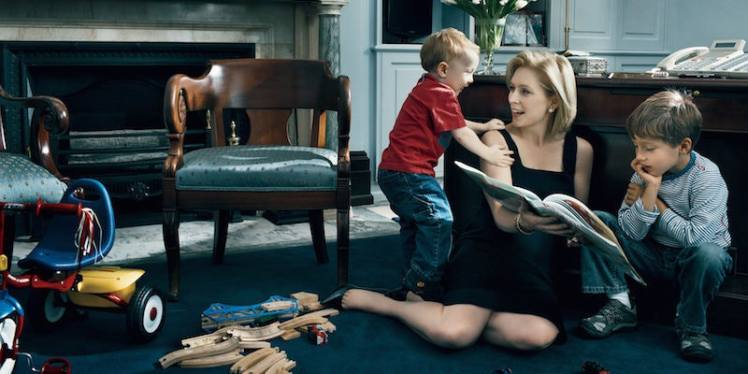 The Unthinkable How Millennial Moms Are Having Both Families And Careers