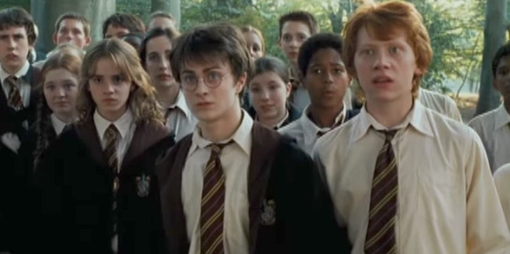 Why Did They Change The Harry Potter Costumes In