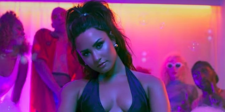 Who Is Demi Lovato S Song Games About Fans Think It S