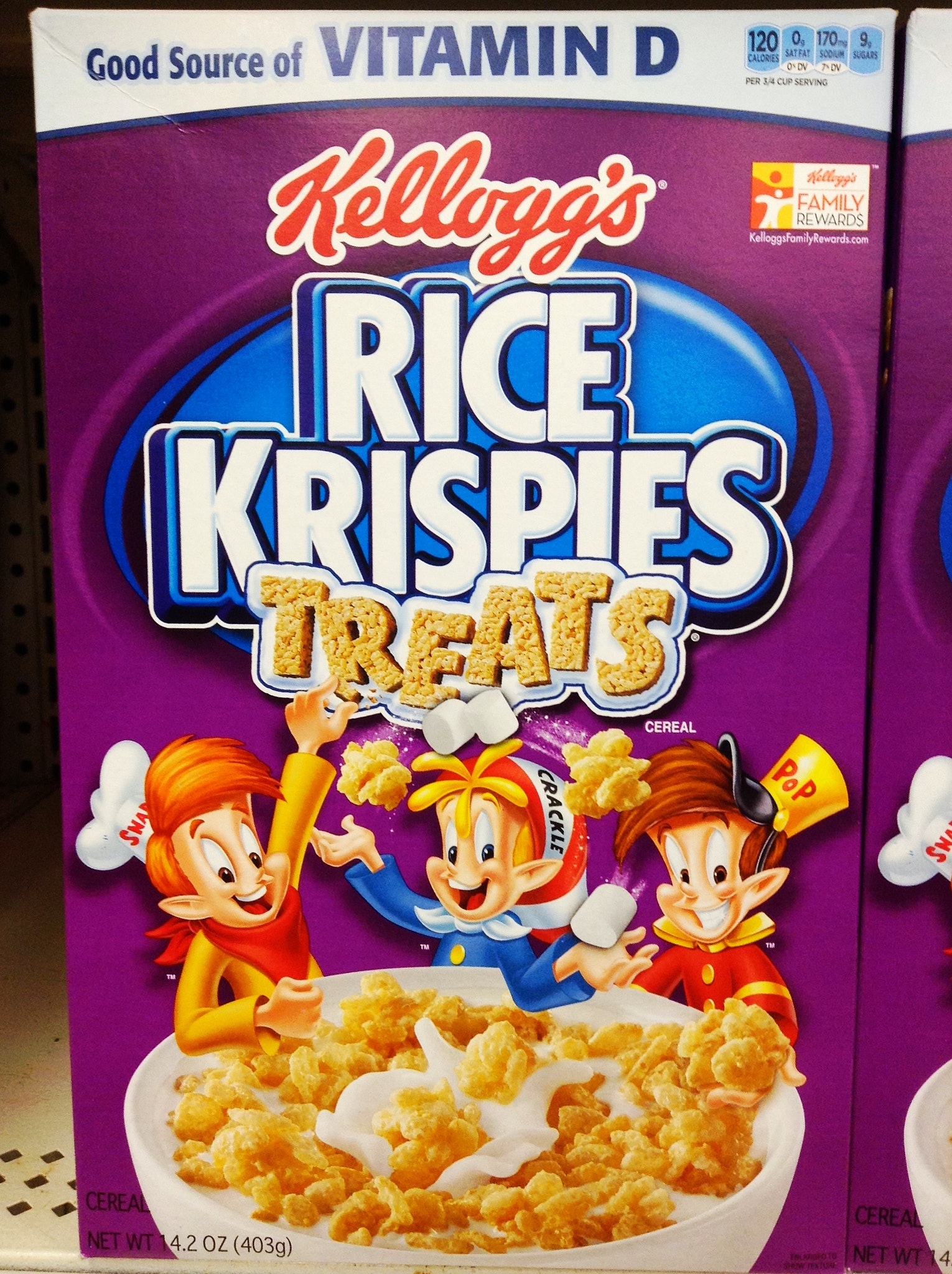 20 90s cereals you