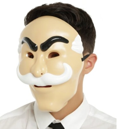 easy mr robot costume