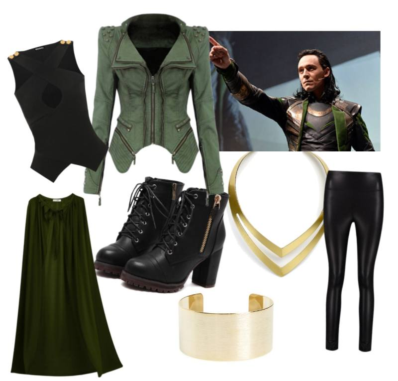 Diy marvel costumes poemsrom easy diy marvel costume ideas including loki black widow more solutioingenieria Gallery