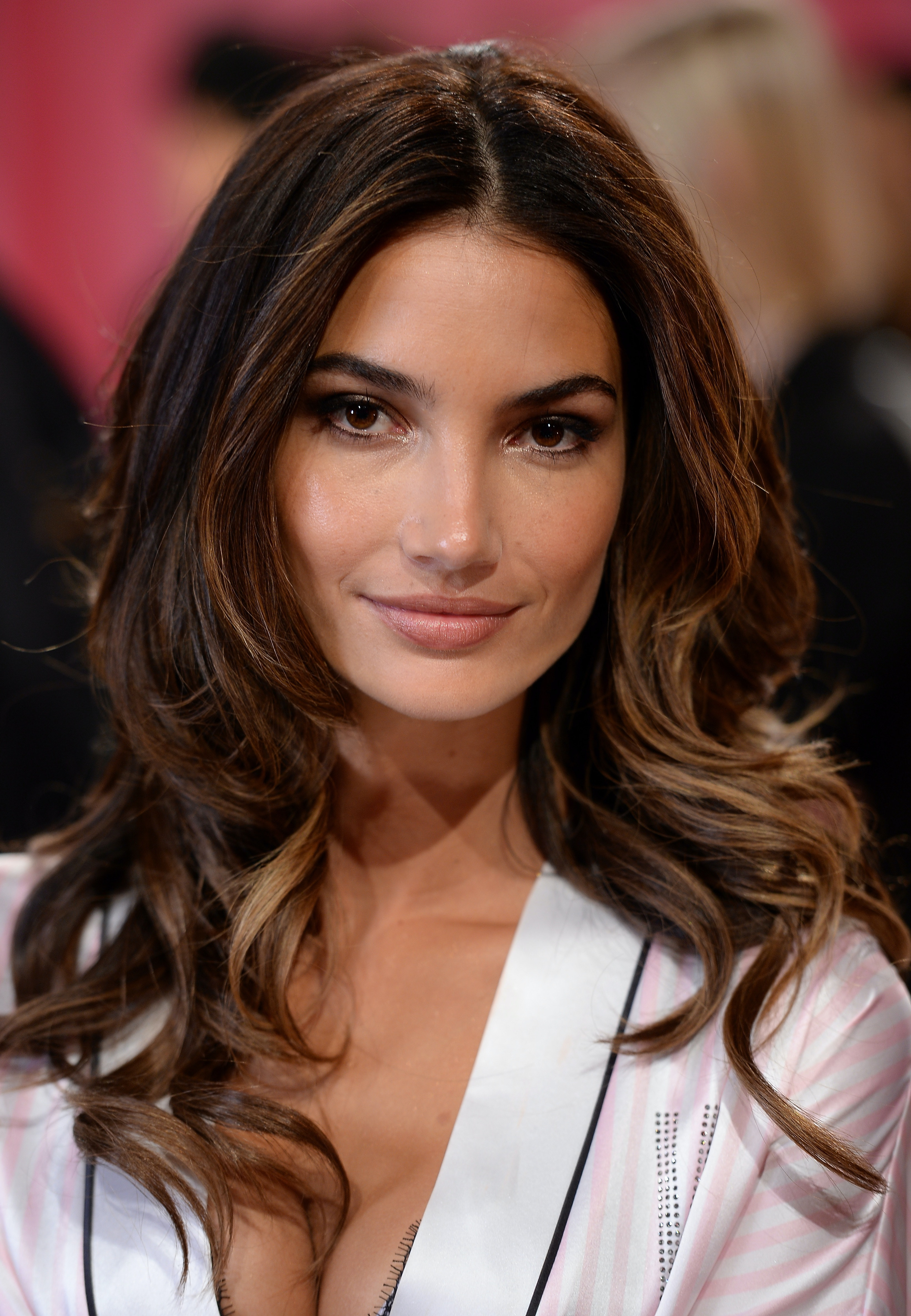How To Get Victoria's Secret Angel Hair Like Lily Aldridge