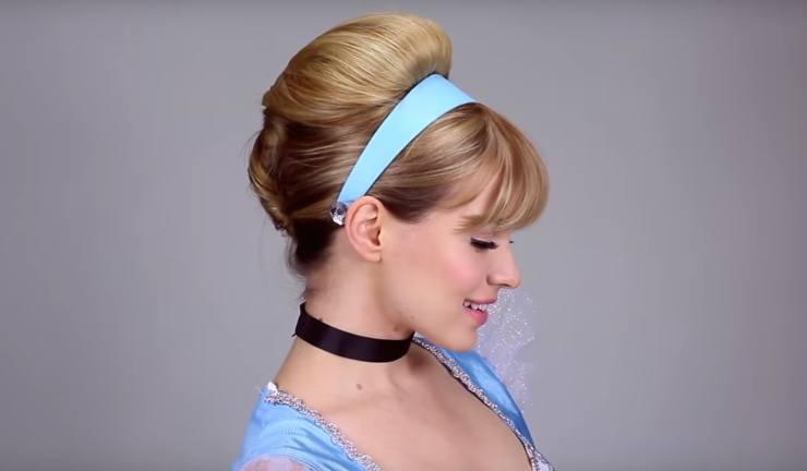 disney princess hair tutorials