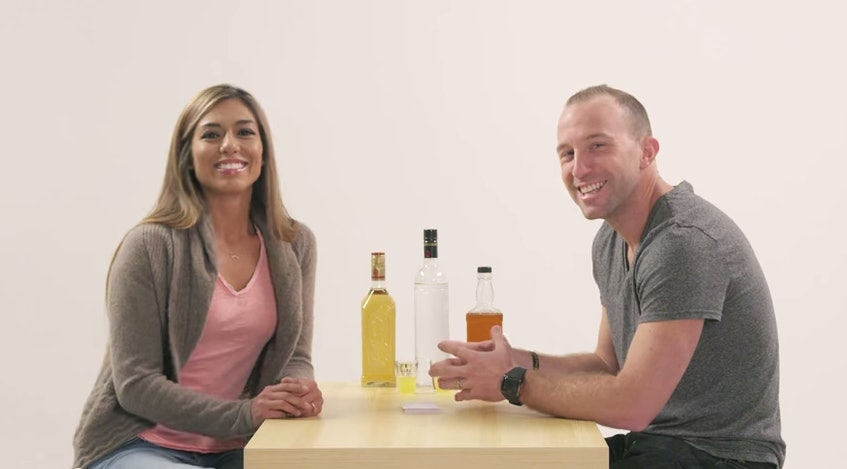 Watch These Couples Play Truth Or Drink The Best