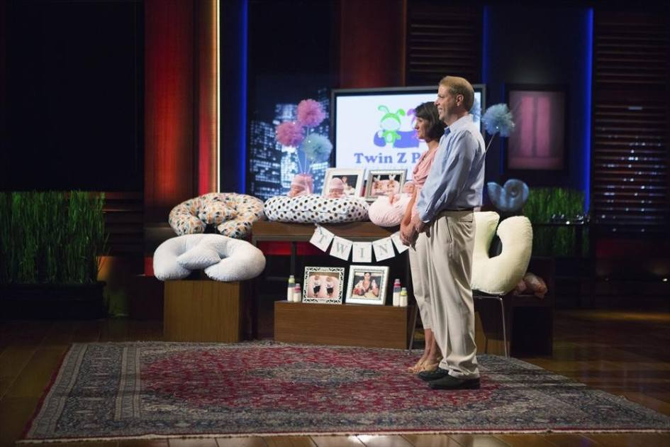 Where To Buy Shark Tanks Twin Z Pillow Because Parents