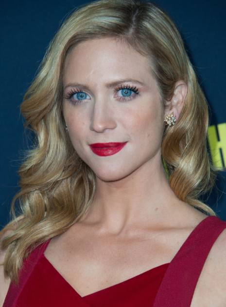 Brittany Snow Didnt Like Her Pitch Perfect 2 Red Hair