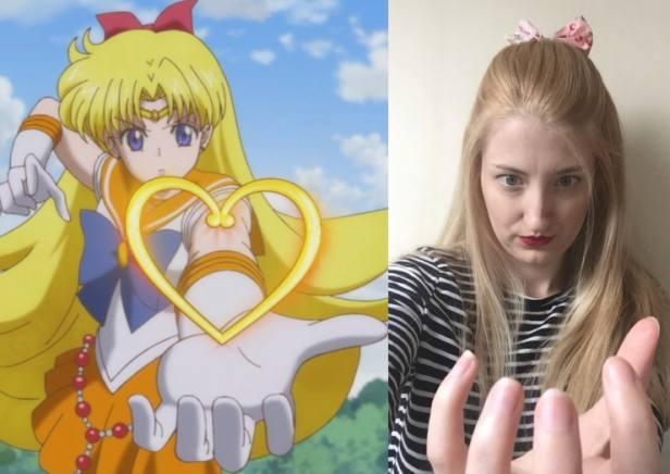 5 'sailor moon' hairstyles recreated