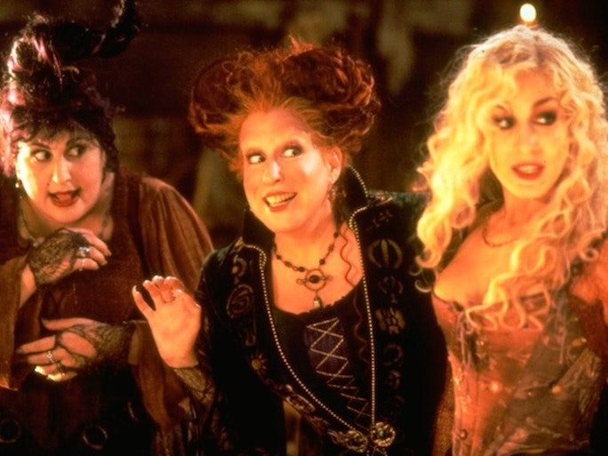 How To Watch Hocus Pocus This Halloween Amp Have The