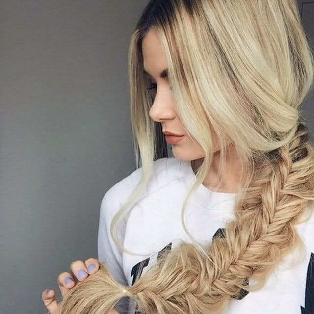 9 cool girl messy hairstyles