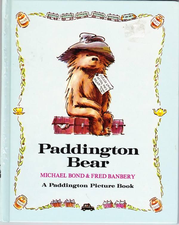 paddington bear poem # 4