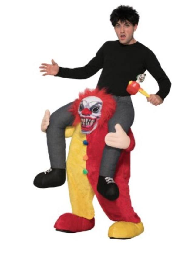 Bad Pennywise Costume : pennywise, costume, Pennywise, Costumes, Creepy, Perfect, Halloween
