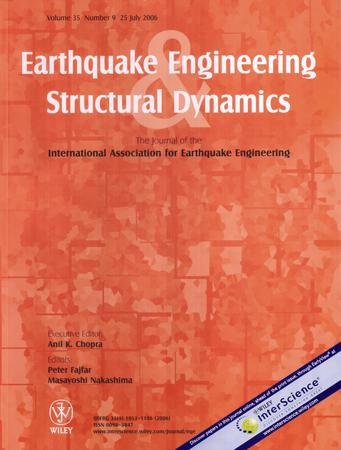 Wiley  Earthquake Engineering  Structural Dynamics Template
