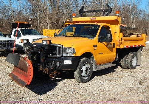 Snow Plow Trucks for Sale
