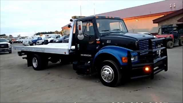 Rollback Tow Trucks for Sale
