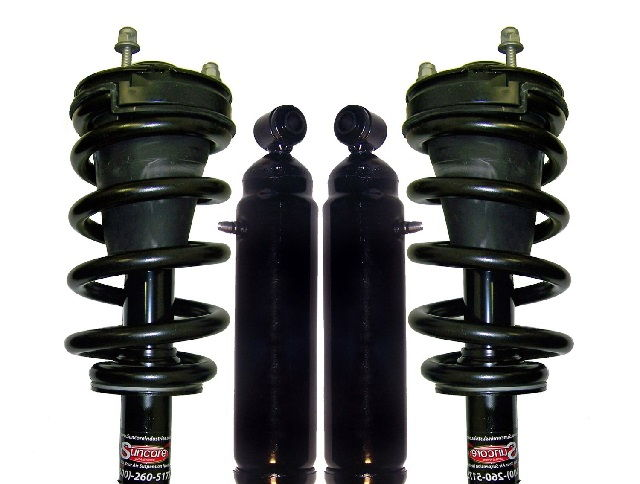 Air Shocks for Trucks