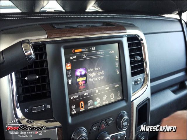 Stereo System for Truck