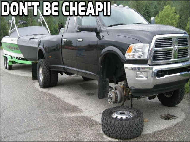 Wheel Spacers for Trucks