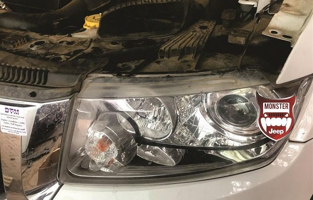 2012 Jeep Grand Cherokee Headlights | Types Trucks